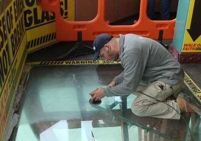 Public Transport Glass Repair